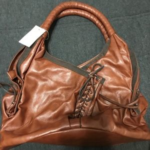 Leather Gucci Purse